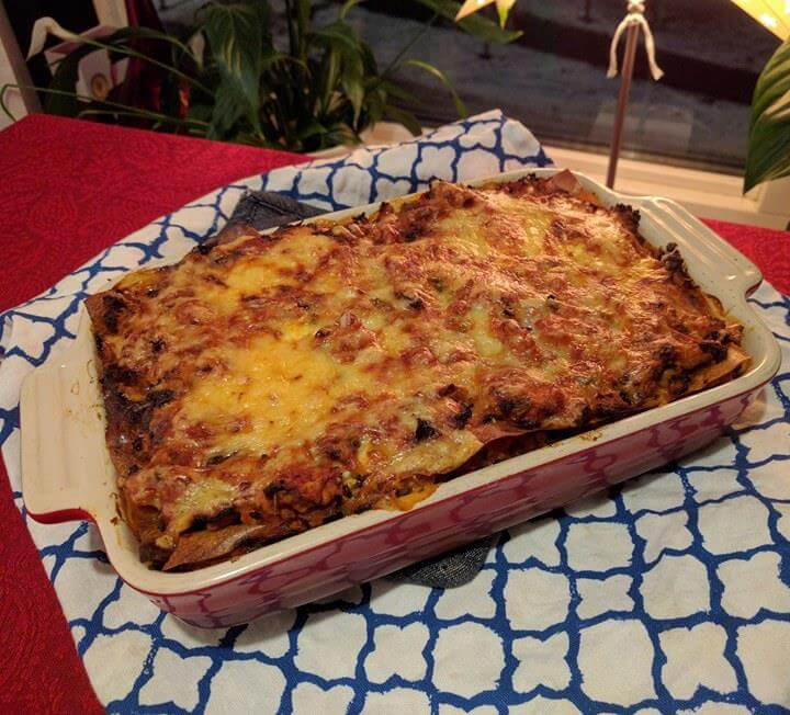 lasagnegronkal