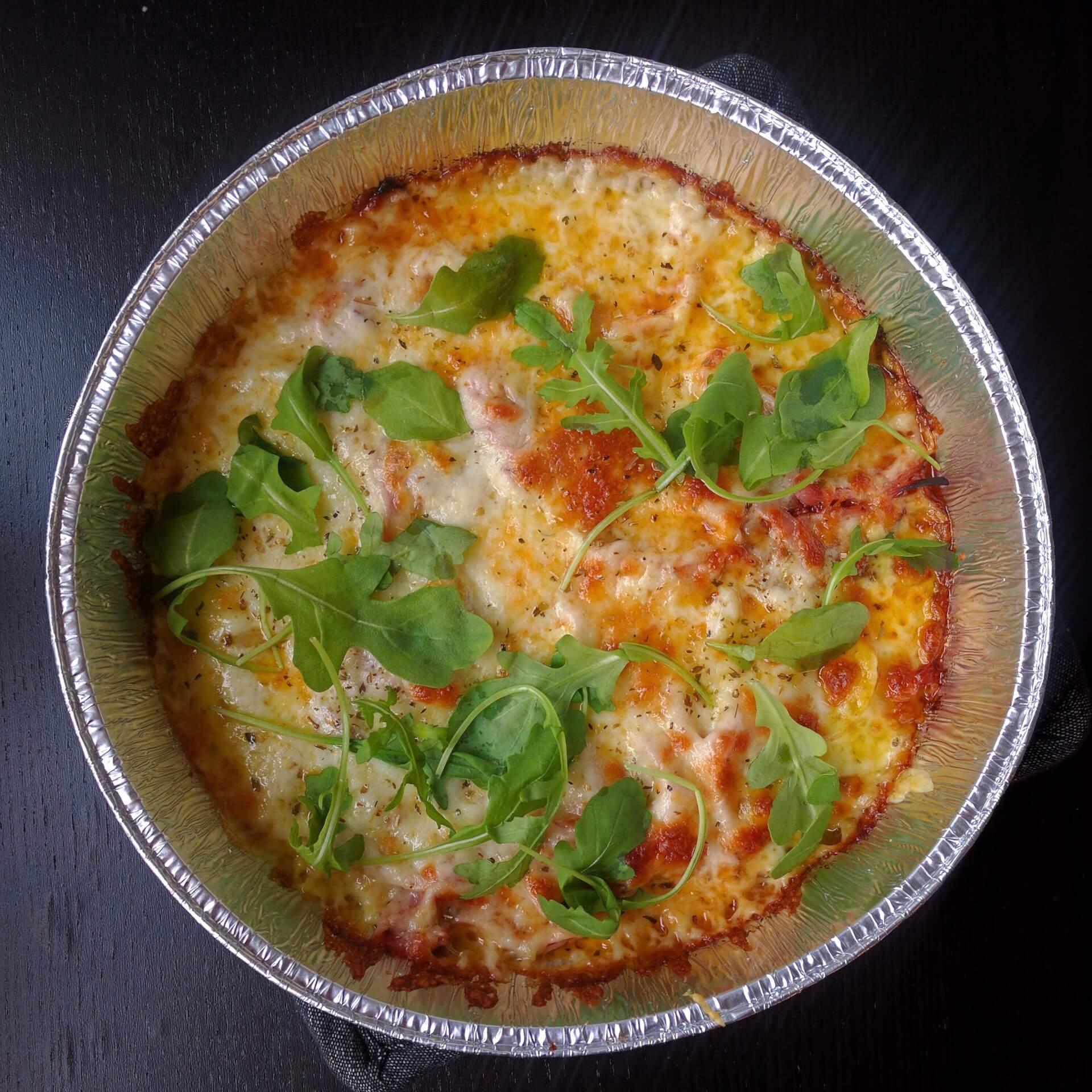 pizza utan deg